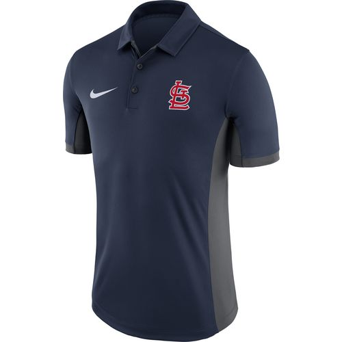 Display product reviews for Nike Men's St. Louis Cardinals Franchise Polo Shirt