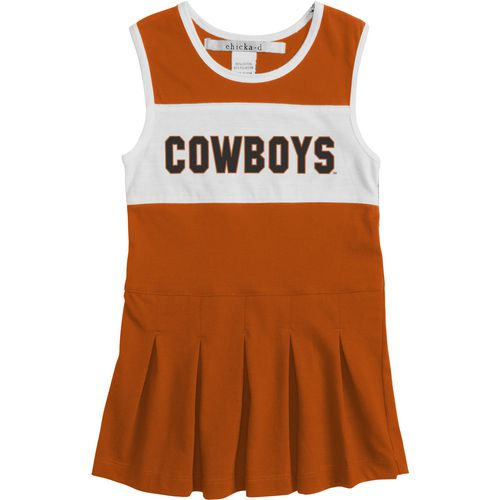 Chicka-d Girls' Oklahoma State University Cheerleader Dress - view number 1