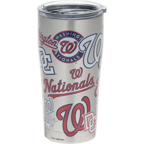 Tervis Washington Nationals All Over 20 oz Tumbler