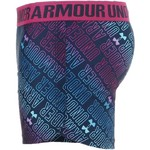 Under Armour Girls' Wordmark Play Up Short - view number 4