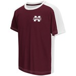 Colosseum Athletics Boys' Mississippi State University Short Sleeve T-shirt - view number 1