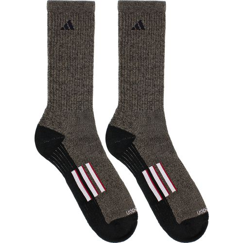 adidas™ Men's climalite® X II Crew Socks 2 Pack - view number 1