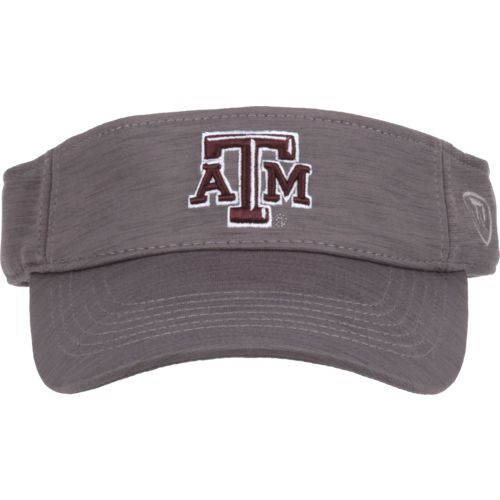 Top of the World Men's Texas A&M University Upright Visor