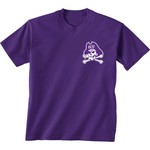 New World Graphics Men's East Carolina University Stripe Nation T-shirt - view number 2