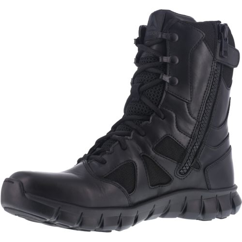 Reebok Women's SubLite Cushion 8 in Waterproof Tactical Work Boots - view number 3