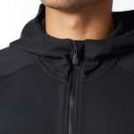 adidas Men's Squad ID Full-Zip Hoodie - view number 8