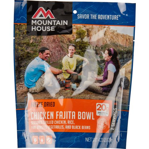 Mountain House Chicken Fajita Bowl - view number 1