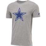 Nike Men's Dallas Cowboys Historic Logo T-shirt - view number 3