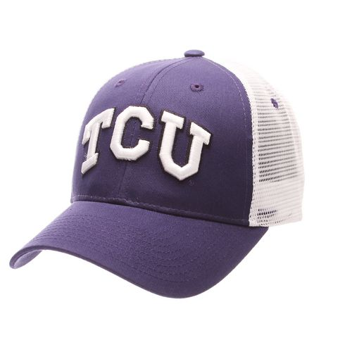 Zephyr Men's Texas Christian University Big Rig 2 Cap