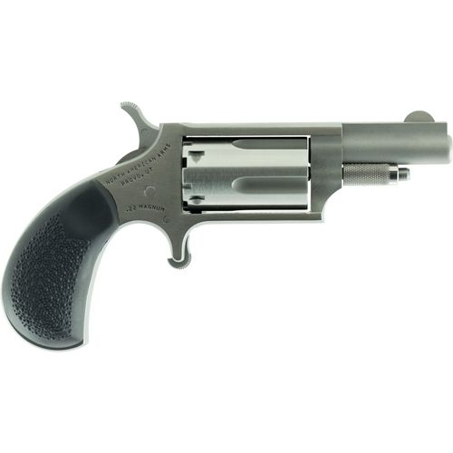North American Arms Rubber Grip .22 WMR Revolver