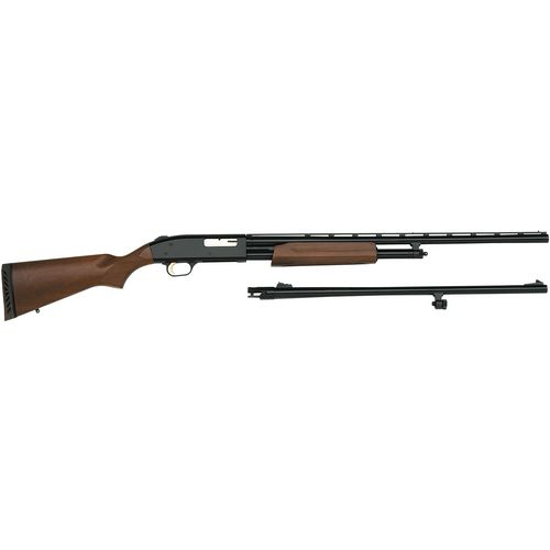 Mossberg 500 Combo 20 Gauge Pump-Action Shotgun
