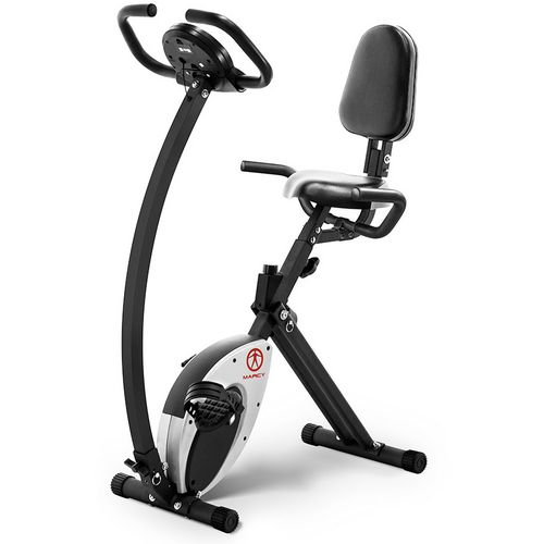 Marcy Recumbent Exercise Bike Ns 716r: Marcy NS-653 Foldable Recumbent Exercise Bike