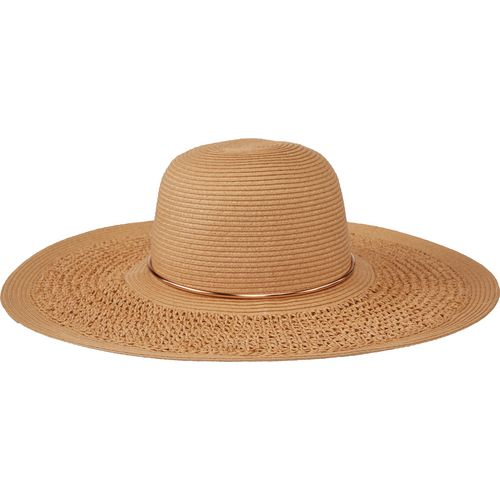 O'Rageous Women's Floppy Metallic Sun Hat