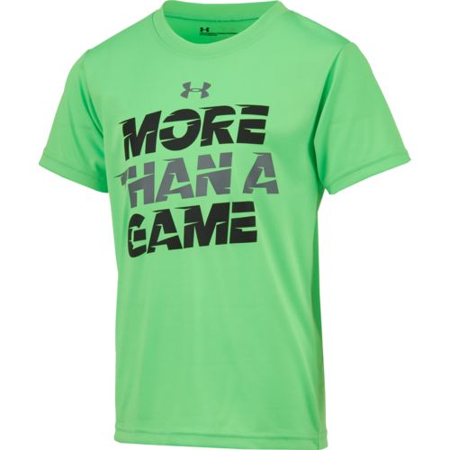 Under Armour Boys' More Than a Game T-shirt - view number 3
