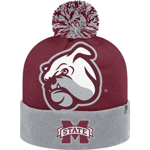 Top of the World Men's Mississippi State University Blaster 2-Tone Knit Cap