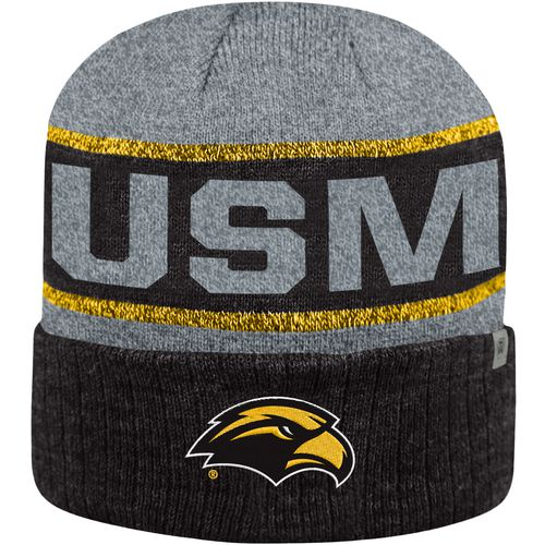 Top of the World Men's University of Southern Mississippi Below Zero Cuff Knit Hat