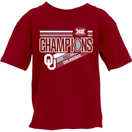 Blue 84 Men's University of Oklahoma Big 12 Champ T-Shirt