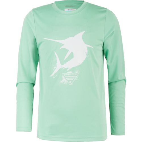 Columbia Sportswear Boys' King Cove Long Sleeve T-shirt