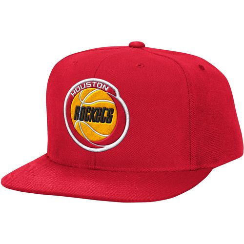 Mitchell & Ness Men's Houston Rockets Snapback Cap