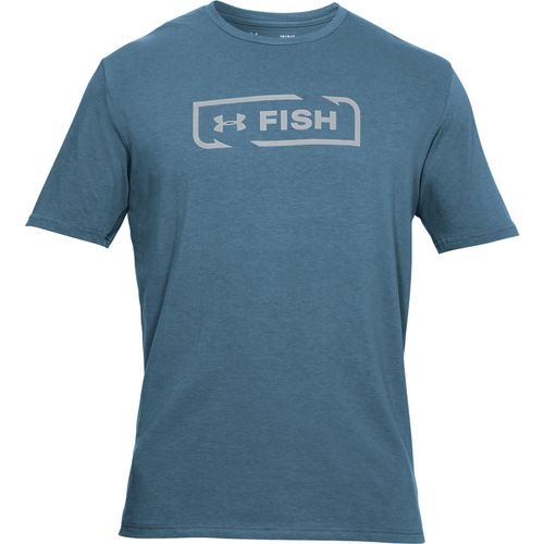 Under Armour Men's Fish Icon T-shirt - view number 1