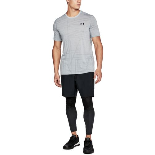 Under Armour Men's Woven Graphic Shorts - view number 5