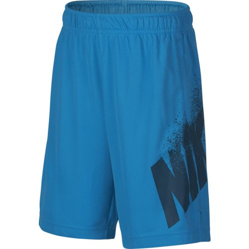 Display product reviews for Nike Boys' Graphic Training Shorts