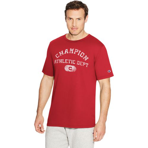 Champion Men's Heritage Slub T-shirt - view number 1