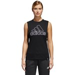adidas Women's GTP Badge of Sport Muscle Tank Top - view number 1