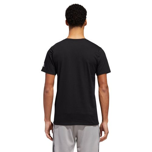 adidas Men's Linear Chopped T-shirt - view number 4