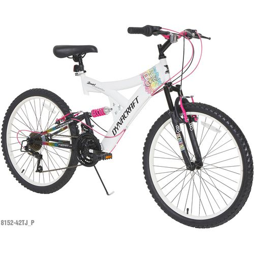 Dynacraft Girls' Rip Curl 24 in 21-Speed Mountain Bicycle - view number 3