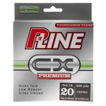 P-Line CX Premium 20 lb. - 300 yards Fluorocarbon Fishing Line - view number 1