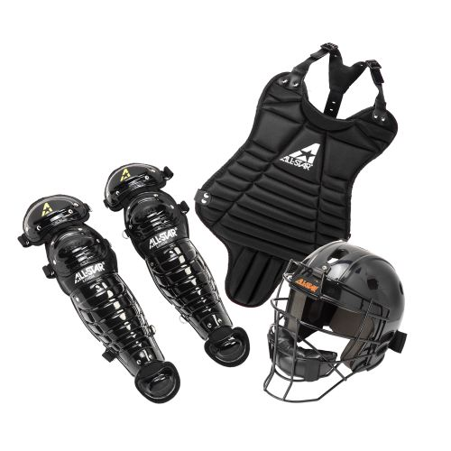 Display product reviews for All-Star® Youth League Series Catcher's Kit