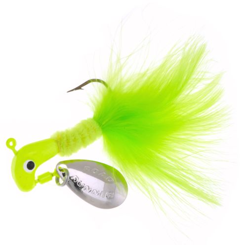 Blakemore Original 1/4 oz Road Runner® Marabou Jigs 2-Pack