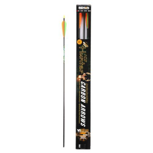 Beman ICS Hunter 300 Carbon Arrows 6-Pack