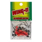 Carlson Tackle Wing-It Bobber Stops 12-Pack - view number 1