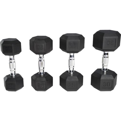 CAP Barbell 12 lb. Coated Hex Dumbbell