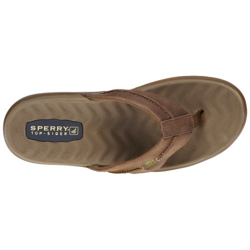 Sperry Men's Double Marlin Sailboat Thong Sandals - view number 3