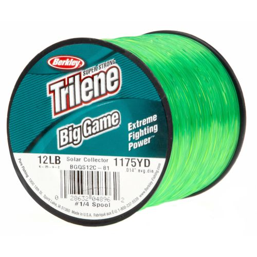 Berkley® Trilene® Big Game 25 lb. - 595 yards Monofilament Fishing Line