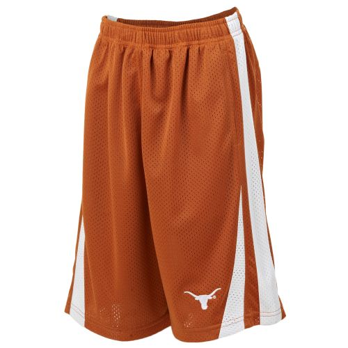 Genuine Stuff Boys' University of Texas Mesh Short