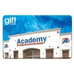 Academy  Gift Card - Blue Classic