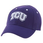 Top of the World Adults' Triple Conference Texas Christian Baseball Cap