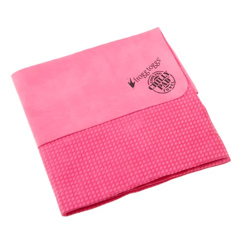 frogg toggs® Chilly Pad™ Hot Pink Cooling Towel - view number 1
