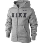 Nike Boys' Full Zip Hooded Sweatshirt