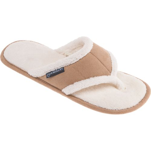 Magellan Outdoors Women's Basic Thong Slippers - view number 2