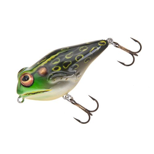 "Display product reviews for Rebel Frog-R 2-3/8"" Topwater Bait"