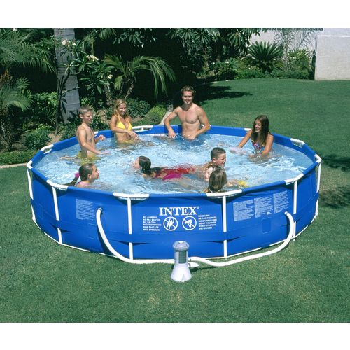 INTEX 12 ft x 30 in Round Pool