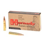 Hornady 300 Whisper® V-Max® 110-Grain Centerfire Rifle Ammunition