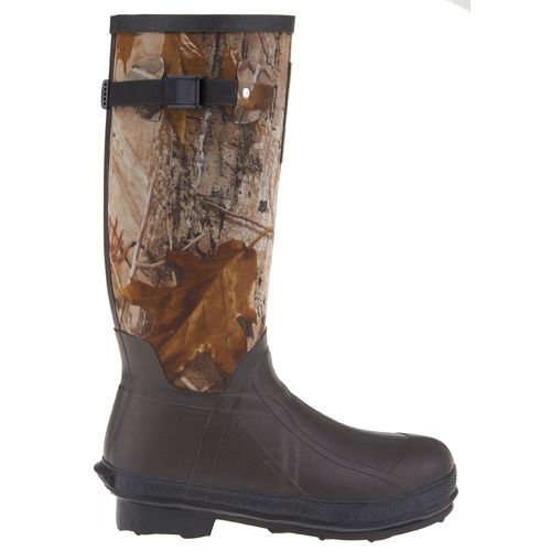 Game Winner  Men s Jersey Knit Rubber Boots