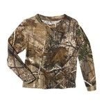 Game Winner® Toddler Boys' Long Sleeve Camo T-shirt