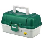 Ready 2 Fish 136-Piece 3-Tray Tackle Box Kit